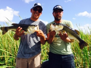 Swimming Jigs and Throwing Big Worms Everglades Fishing