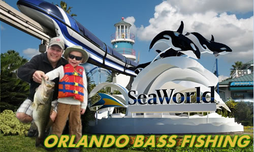 Orlando fishing orlando bass fishing guides and charters for Bass fishing orlando