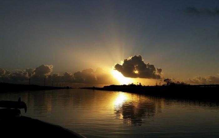 Florida Everglades Largemouth Bass Fishing