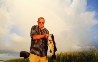 Florida Everglades Fishing Report for October
