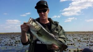 Big kudos to Bass Assassin Lures Die Dapper