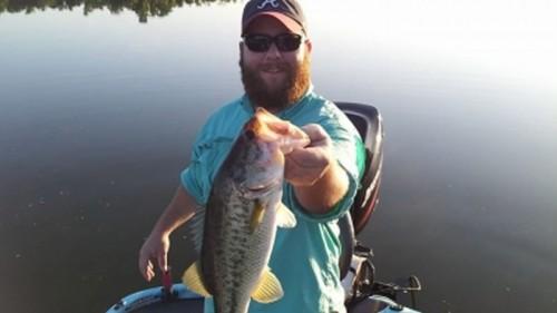 Apopka lake fishing