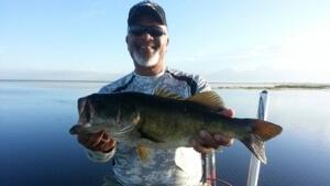 Lake Toho fishing guide