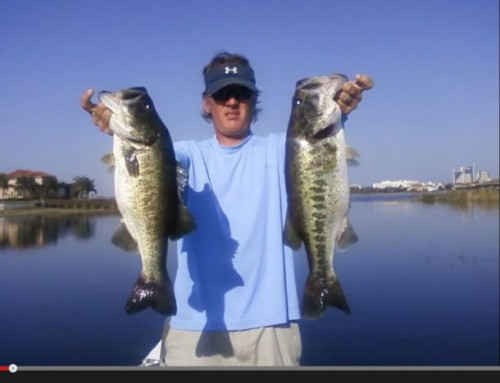 Orlando Bass Fishing Guide Captain Kip Grunloh
