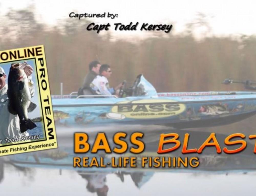Bass Blast – Florida Everglades Fishing