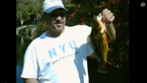 Florida Peacock bass fishing New York Style