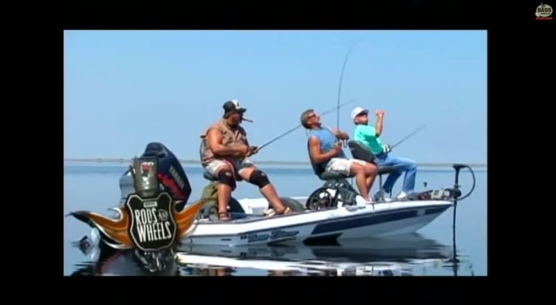 Video ESPN Florida Everglades Fishing Show
