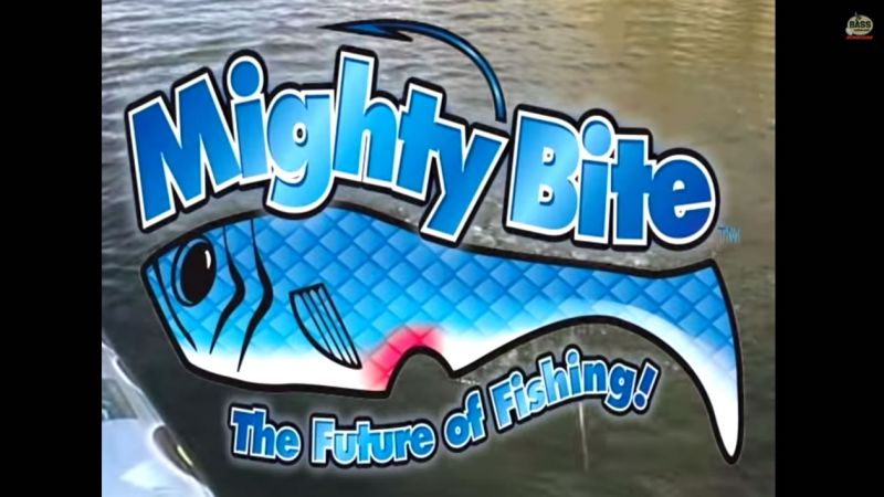Video Mighty Bite Lure Commercial