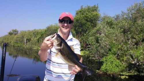 Best two days I ever had at the Everglades