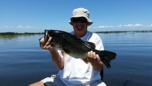 Good day fishing at Okeechobee