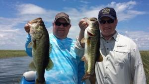 Love bass fishing