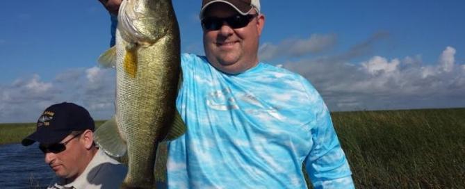 Rodman Reservoir Fishing Guide - (6 hours)