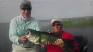 Fishing trips on Lake Istapoga