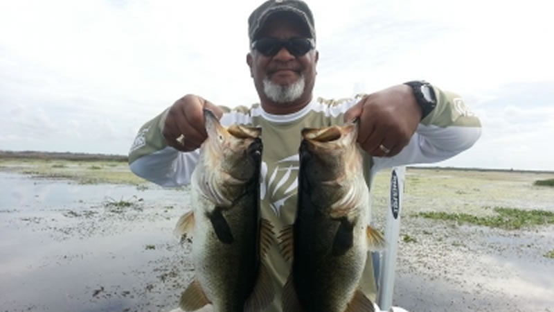 Lake kissimmee fishing trip 4 hours for Lake kissimmee fishing report