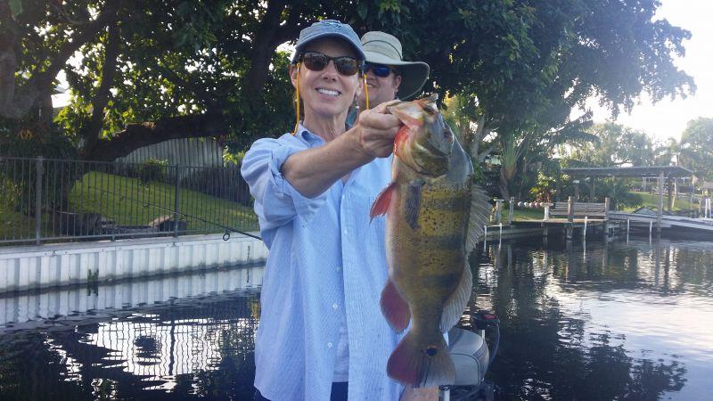 Ben's Ringer on Lake Osborne & Lake Ida