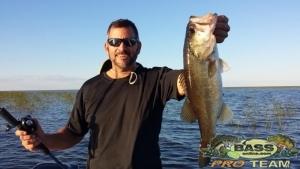 4 Hours with over 40 Fish on Lake Okeechobee