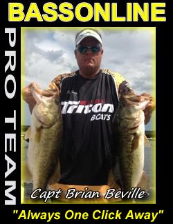 Brian Beville fsihing guide