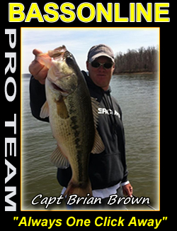 Lake Okeechobee Fishing - Capt Brian Brown