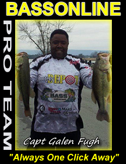 Okeechobee fishing guide Galen Fugh