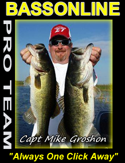Okeechobee Fishing guide Mike Groshon