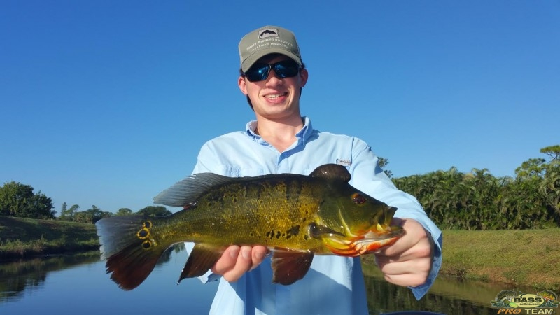 Lake Ida Bass fishing report
