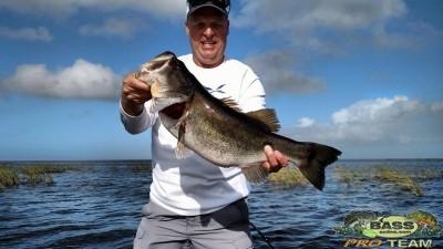 Bass Fishing report Lake Okeechobee