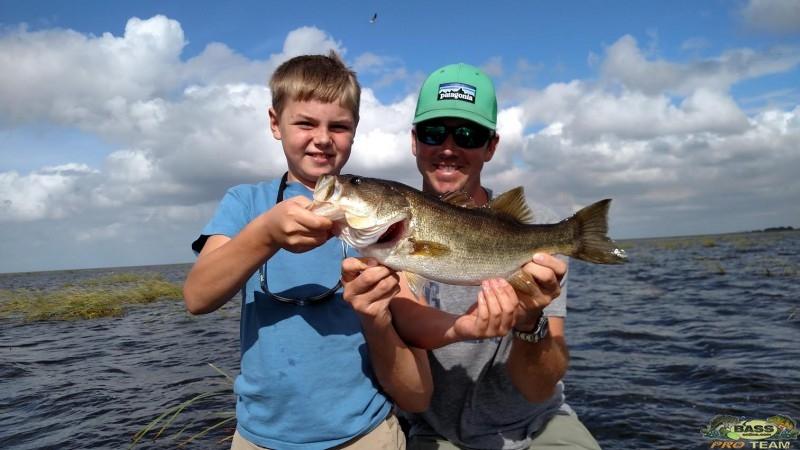 Okeechobee Largemouth Bass fishing