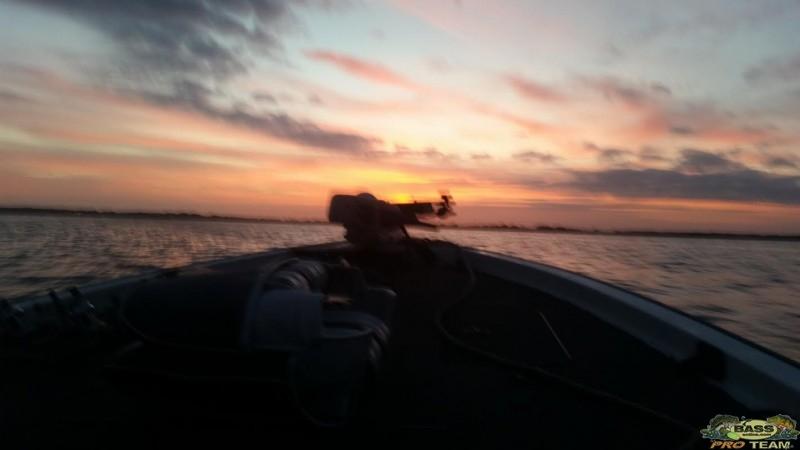 fishing Lake Toho