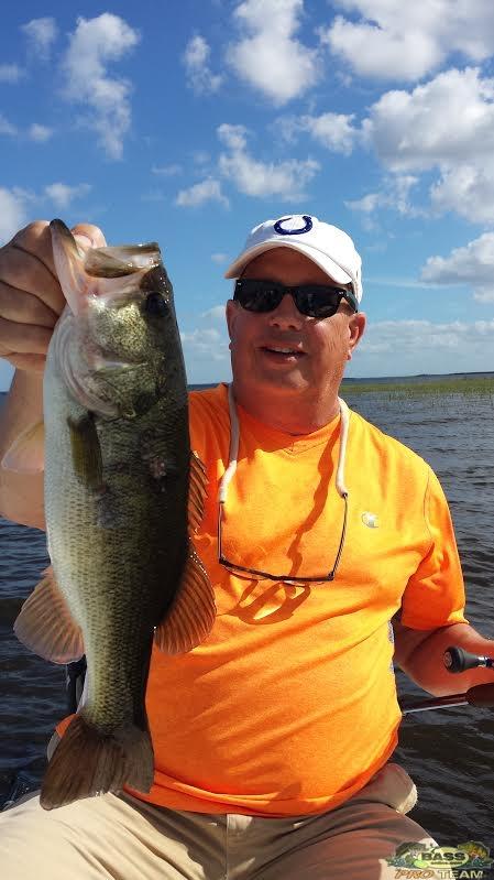 Florida Largemouth Bass Fishing