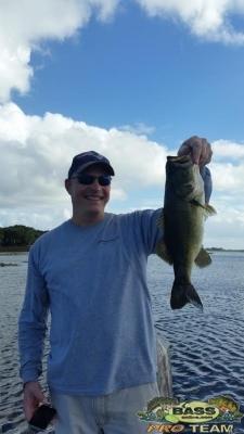 Toho Bass fishing