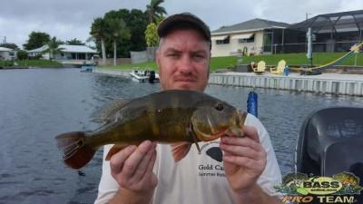 Peacock Bass fishing report