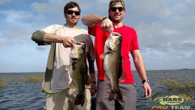 Okeechobee Largemouth Bass fishing report