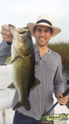 Okeechobee largemouth Bass