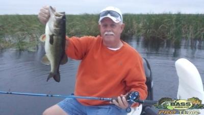 Lake okeechobee bass Fishing report