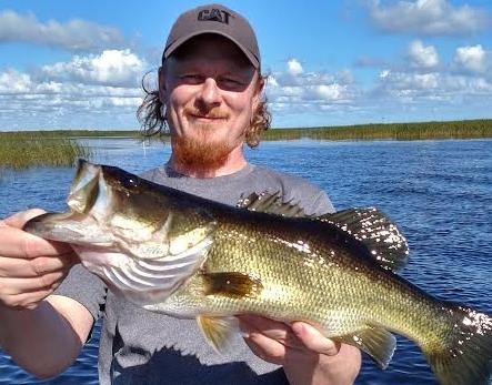 Lake Okeechobee Bass