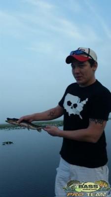 Toho fishing report