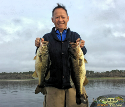 Rodman Reservoir Fishing Report