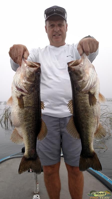 Okeechobee Largemouth Bass Charters