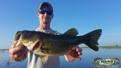 Bass fishing Lake Okeechobee report