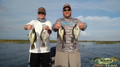 Lake Okeechobee group fishing charter
