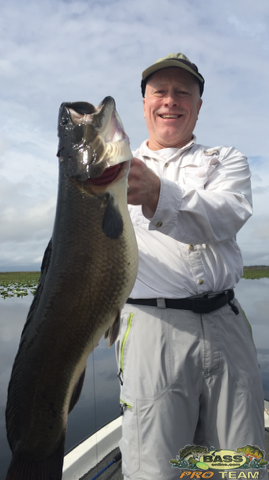 Lake Toho Bass fishing charters