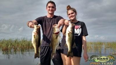 Lake Okeechobee group fishing charter
