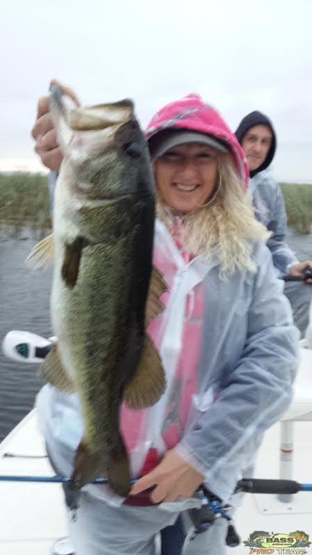 Lake Okeechobee Bass Fishing Charters