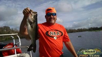 St Johns River Bass fishing Charters