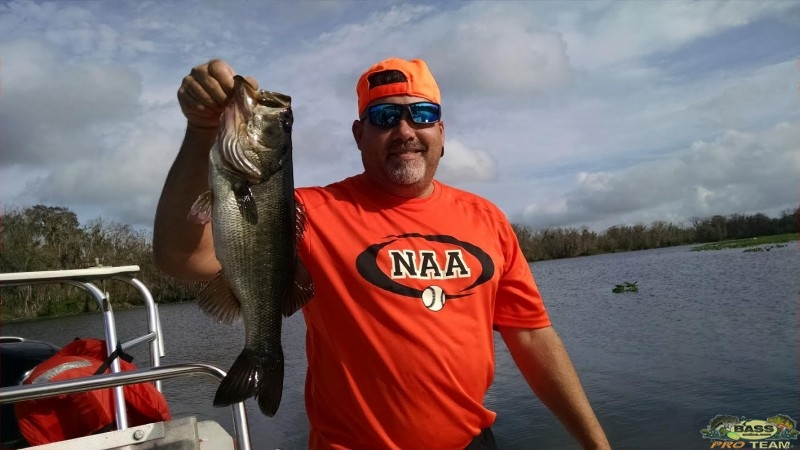 St Johns River Bass fishing Charters