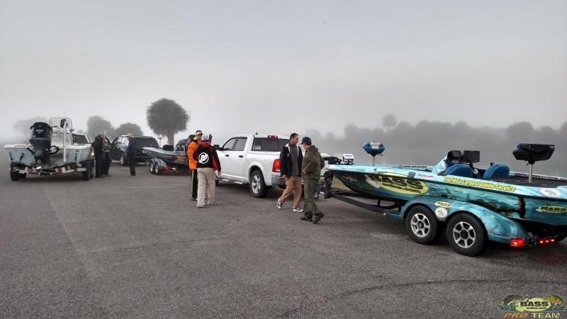 Lake Okeechobee Bass fishing Guide Capt Brian Brown