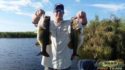 Okeechobee Largemouth Bass Fishing Guide Capt Dave Lauer