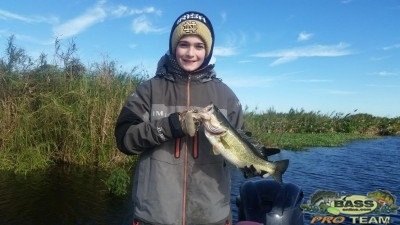 Belle Glade Bass Fishing Guide Capt Dave Lauer