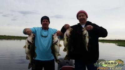 Lake Okeechobee Bass Fishing Guide