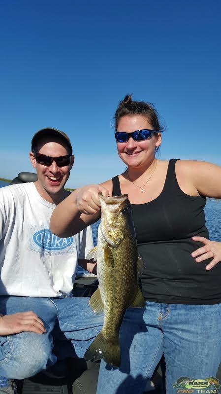Okeechobee Bass Fishing Guide